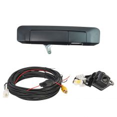 09-15 Toyota Tacoma Textured Black Rear View Back Up Camera Upgrade Kit (Add on)