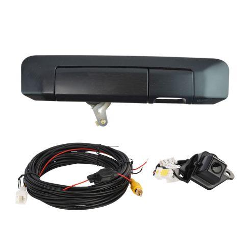 09-15 Toyota Tacoma PTM Rear View Back Up Camera Upgrade Kit (Add on)