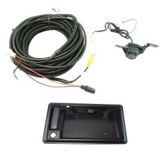 08-14 Econoline Paint To Match Rear View Back Up Camera Upgrade Kit (Add-on Style)