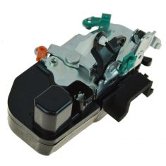 03-08 Dodge Ram 1500; 03-10 2500-5500 w/Quad, Mega Cab Front Door Power Lock Actuator w/Latch LF