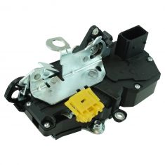 07 (frm 3/19/07)-09 Saturn Aura; 08-12 Malibu Front Power Door Lock Actuator w/Integrated Latch LF