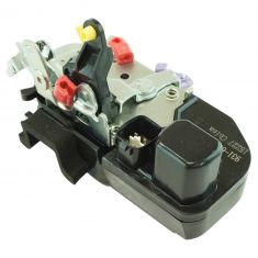 03-10 Dodge Ram 1500-5500 w/4DR & w/o Keyless Frnt Dr Power Door Lock Actuator w/Integrated Latch RF