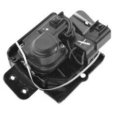 07-13 GM FS SUV (w/o Power Liftgate) Lift Gate Power Lock Actuator w/Integrated Latch (GM)