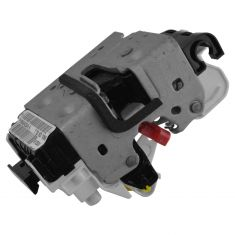 08-12 Jeep, Dodge, Chrysler Multifit (w/Keyless Entry) Frnt Door Lock Latch w/Pwr Actuator RF (MP)