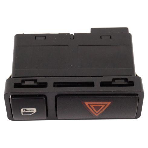 99-06 BMW 3 Series; 00-06 X5; 03-08 Z4 Power Door Lock Switch & Hazard Flasher