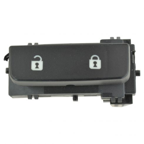 07-14 Chevy Silverado, GMC Sierra (w/Power Windows) Power Door Lock Switch LF