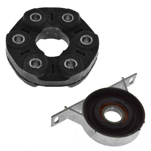 BMW E46 3-Series Genuine Driveshaft Center Support with Bearing NEW 325xi 330xi