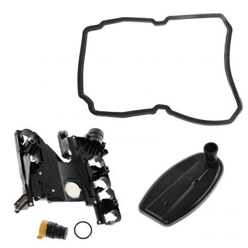 1ADMK00015-Dodge Mercedes Benz Transmission Conductor Plate, Speed Sensor,  Oil Pan Filter, & Gasket Kit