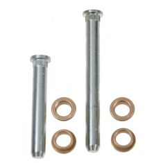 84-97 Dodge Full Size PU, Van Door Hinge Pin & Bushing Kit (2 Pins & 4 Bushings)