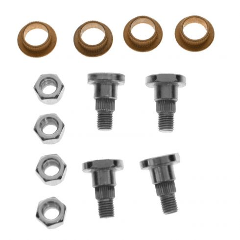 1ADMX00137-Chevy Buick Pontiac Olds Door Hinge Pin & Bushing Kit 12 Piece  Set