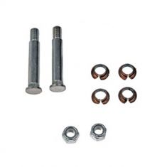 00-11 Toyota Tundra Front Upper & Lower Door Hinges Repair Kit (2 Pins, 4 Bushings, 2 Lock Nuts)