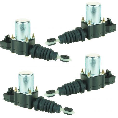 77-03 GM Lock Actuator 4 Piece Set
