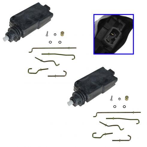 How to Replace Power Door Lock Actuator 92-03 Mercury Grand