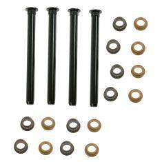 Door Hinge Pin & Bushing Kit (Set of 4)