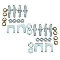 02-09 GM Mid Size SUV Front & Rear, Upr & Lwr Door Hinge Repair Kit (4 Pins, 4 Bushings, 4 Lock Nut)