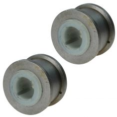 82-05 Buick, Cadillac, Chevy, Olds. Pontiac Front Door Lower Hinge Roller Pair (GM)