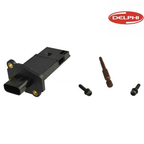 02-14 Ford; 03-14 Lncoln; 04-14 Mazda; 04-11 Merc Multifit Air Flow Meter Sensor (w/o Hsg) (Delphi)