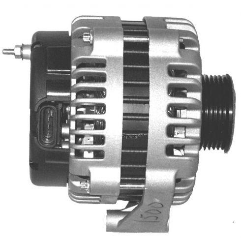 1999 02 Gm Truck Alternator 130 Amp