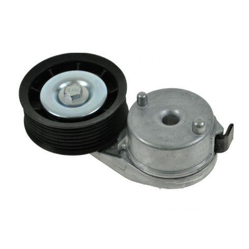 dodge chrysler serpentine belt tensioner with pulley