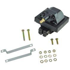 85-97 GM; 90-93 Storm; 87-94 Isuzu; 85-86 Jeep Multifit w/L4, V6, V8 Ignition Coil (Delphi)