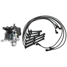 1995 626 MX-6 Distributor and Wire Set with 2.5L