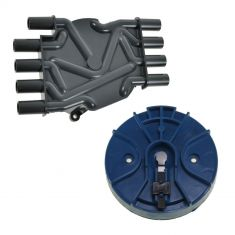 88-02 GM Truck Multi Fit Distributor Cap and Rotor Kit