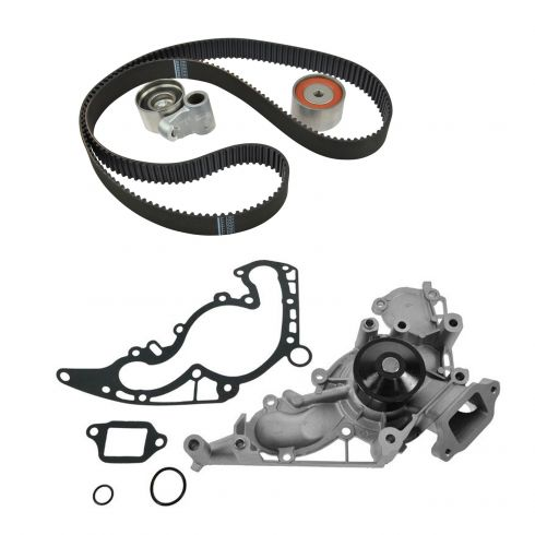 [DVZP_7254]   Toyota Lexus Timing Belt Kit with Water Pump DIY Solutions | Lexus Timing Belt |  | 1A Auto