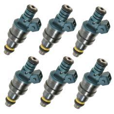 94-96 Dodge V6 3.9L Fuel Injector (SET of 6)