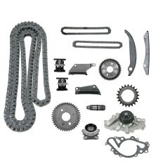 01-06 Chrysler, Dodge FWD 2.7L Timing Chain Kit with Water Pump