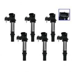 Ignition Coil Set of 6