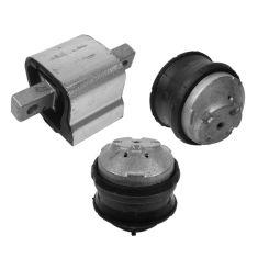 97-00 C230; 98-00 SLK230 Engine & Transmission Mount Kit (Set of 3)