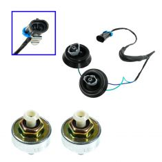 Chevy Silverado 1500 Engine Knock Sensor Replacement | Chevy