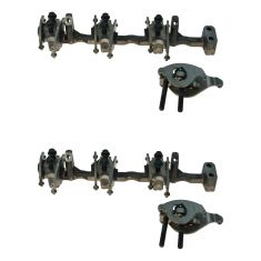 08-10 Ford F250SD-F550SD w/6.4L Dsl Cyl Hd Mtd Rocker Arm Assy Front = Rear; LH = RH Pair (Ford)