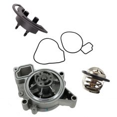 Buick, Chevy, GMC, Olds, Pontiac, Saab, Saturn  Water Pump, Thermostat, Gasket & Holding Tool Kit