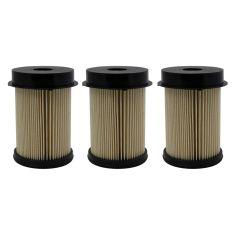 Fuel Filter (Set of 3)