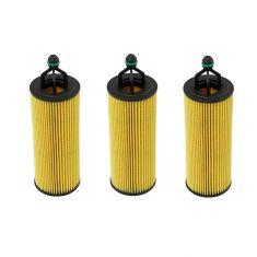 Engine Oil Filter (Set of 3)