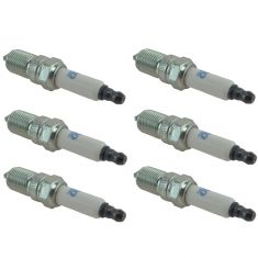 89-09 GM Multifit Platinum Spark Plug 41-902 Set of 6 (AC Delco)
