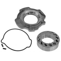 03-07 F250-F550SD; 03-05 Excrsn; 04-10 E350,E450 w/6.0 Oil Pump Cover, Gear, Gasket Kit (Ford)