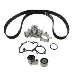 Toyota V6 3.4L 95-04 Timing Belt Water Pump Kit 5 Components
