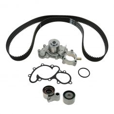 Toyota V6 3.4L 95-04 Timing Belt Water Pump Kit 5 Components
