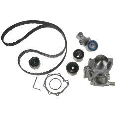Subaru H4 2.5L Timing Belt Water Pump Kit 6 Components