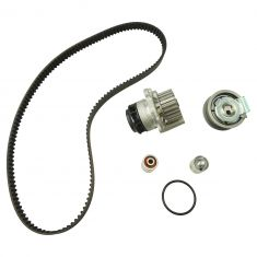 Online Automotive TBWPPG40722D 3001 Timing Belt Kit with Water Pump