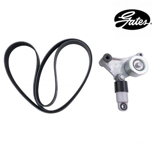 05-06 Scion tC; 01-07 Toyota Multifit w/2.4L (2 Component) Accessory Belt Drive Kit (Gates)