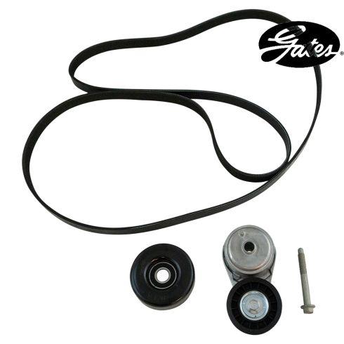 Serpentine Belt Drive Component Kit-Accessory Belt Drive Kit Gates 90K-38103C