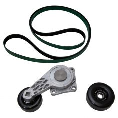 02-03 F-Series PU; 02 E-Van; 02-04 Excursn; 08-09 SD w/5.4L Accy Belt Drive Kit (3 Pce Set) (Gates)