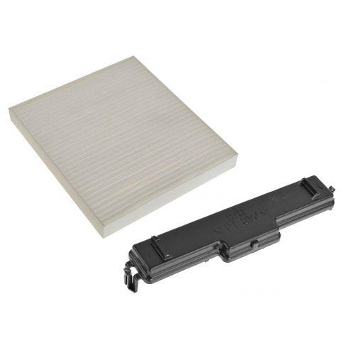09-14 Dodge Ram 1500; 10-14 2500, 3500 Cabin Air Filter & Door Upgrade Kit (Mopar)