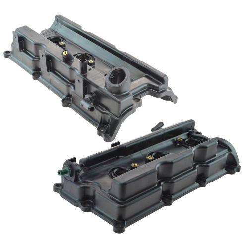 LIMICAR Engine Valve Cover Gasket Set VS50608R Compatible w// 05-15 Nissan Frontier 01-12 Pathfinder 04-09 Quest 02-06 Altima 02-08 Maxima 03-07 Murano 04-09 Quest 05-14 Xterra 03-08 Infiniti FX35