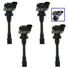 Ignition Coil (Set of 4)