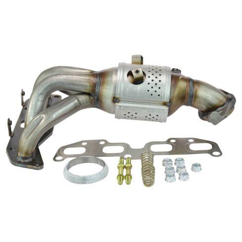 02-06 Nissan Altima Sentra 2.5L Exhaust Manifold w/Catalytic Convertor
