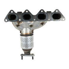02-05 Eclipse, Sebring Cpe, Stratus Cpe; 02-03 Galant w/2.4L Exhaust Manifold w/Catalytic Converter
